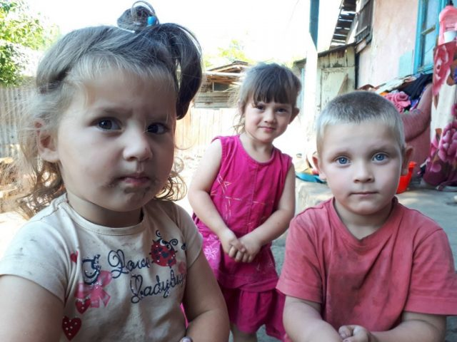Familia doamnei Ionele Filești (2)