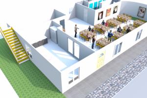 Casa pentru oamenii strazii13