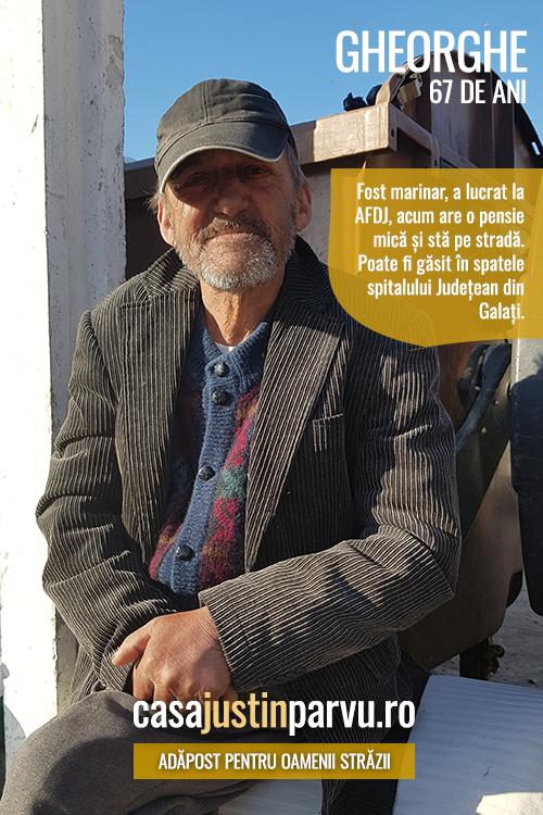Gheorghe-marinar-persoana-fara-adapost-Galati