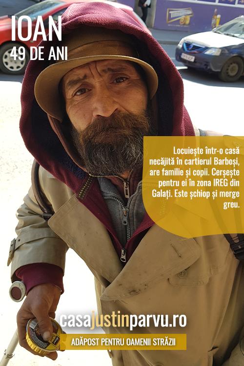 Ioan-49-ani-cersetor-Galati